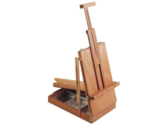 Sketch Box easel Mabef M/24 - 1/3