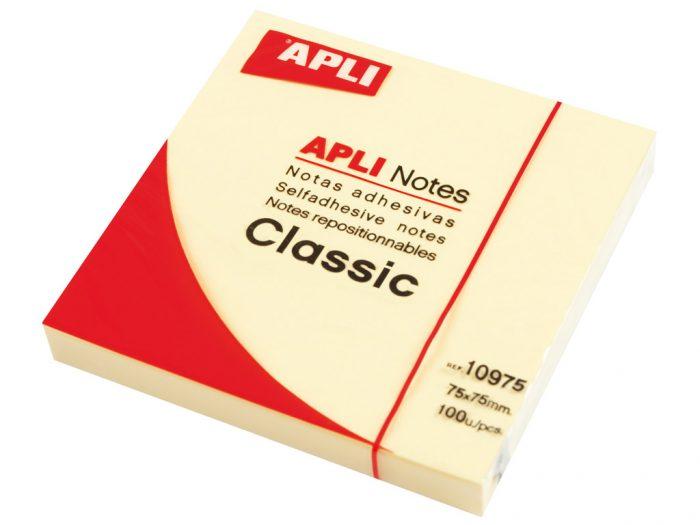 Papīrs piezīmēm Apli Classic
