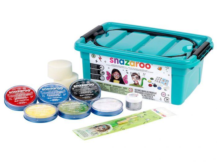 Näovärvide komplekt Snazaroo Mini Starter Kit
