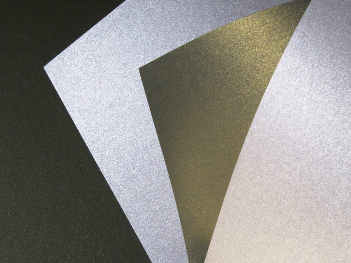 Paber Canson Metallic A4