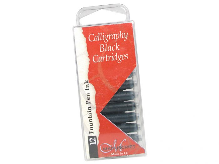 Cartridges Manuscrips 12pcs
