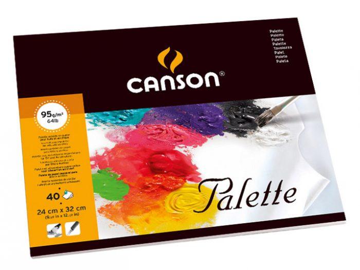 Palette Canson