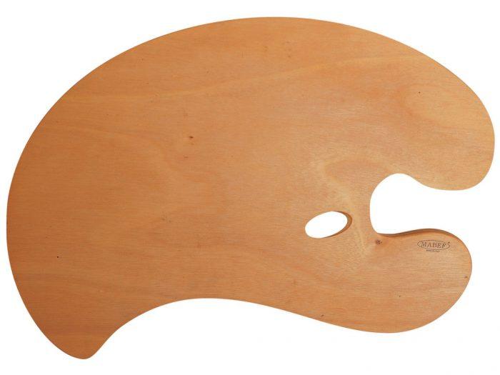 Paletė medinė M41 45×66 ovali Diaz