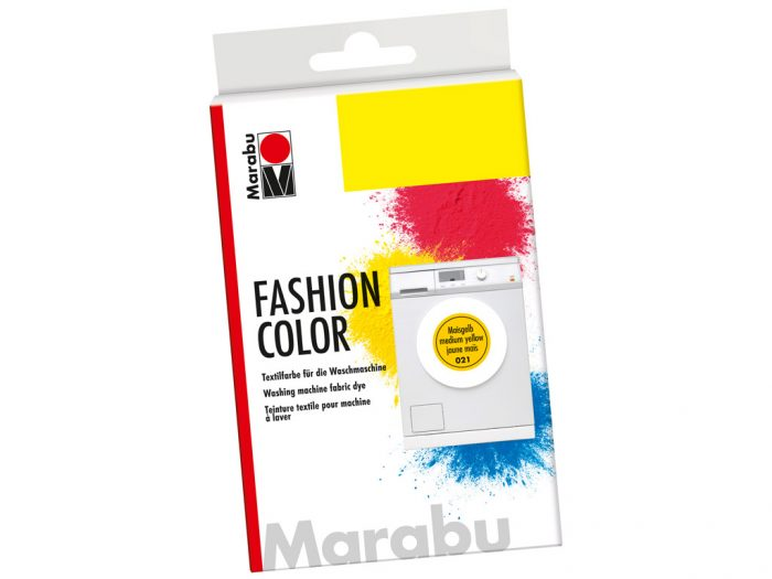 Washing machine fabric dye Marabu FashionColor - 1/2