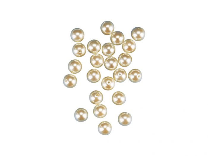 Wax beads Rayher 8mm 32pcs