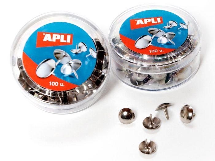Thumb tacks Apli 50pcs