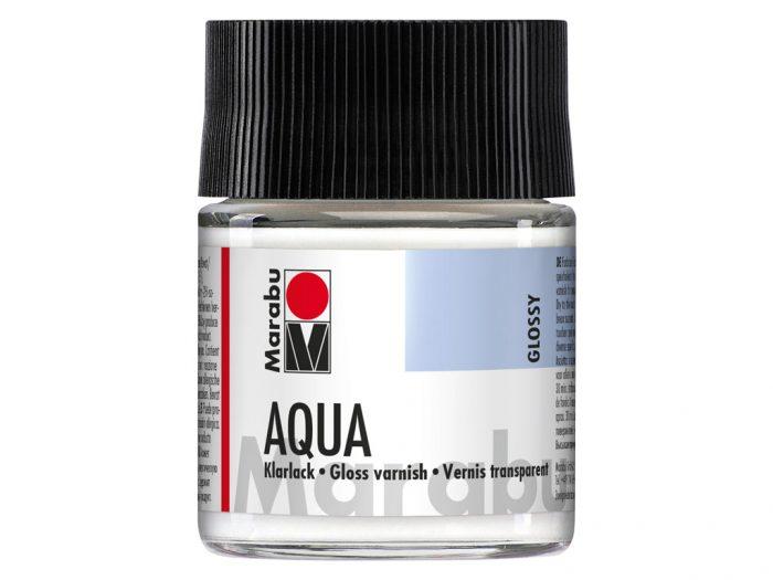 Salvrätiku lakk Aqua Gloss