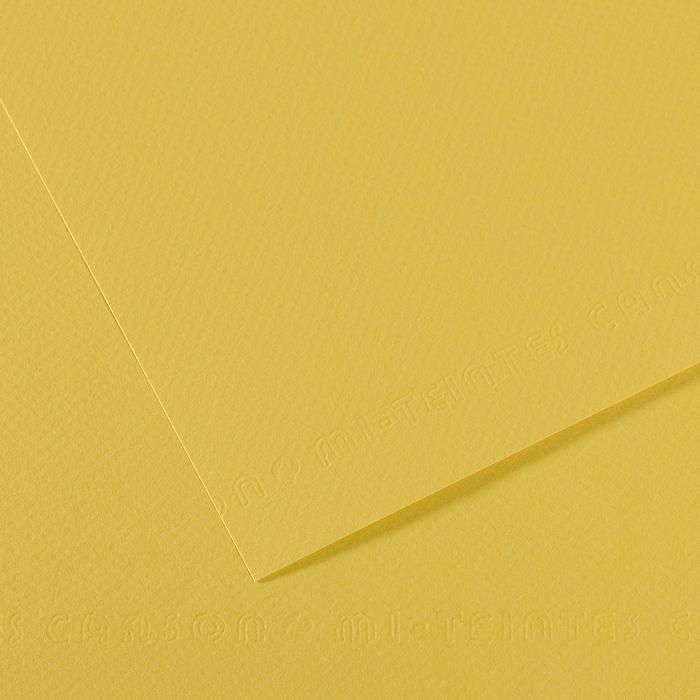 Pasteļpapīrs MiTeintes raupjš 160g/50x65cmcm 704 anise