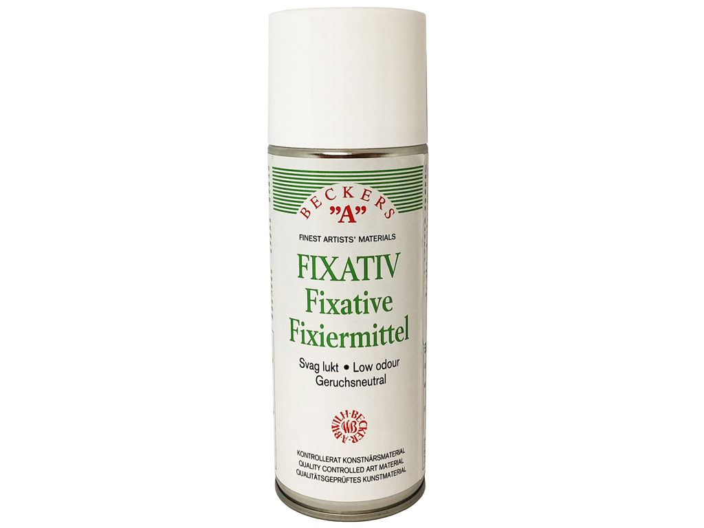 Fixative Beckers 400ml spray
