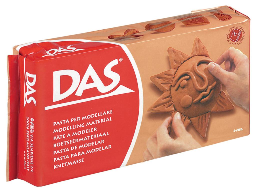 Modelling clay DAS - Vunder