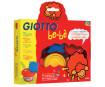 Näpuvärvid Giotto Be-Be 3x100ml+3svammi+põll