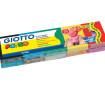 Plastilinas Giotto Pongo Fantasia 10x50g