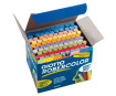 Chalks Giotto Robercolor 100pcs assorted colours