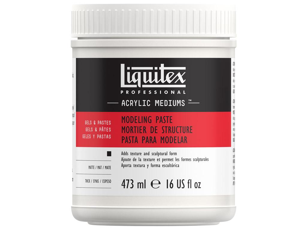 Modelling paste Liquitex 473ml
