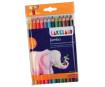 Krāsainais zīmulis Lakeland Jumbo 12gab.