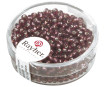 Rocailles 2.6mm silver inlet 16g 39 purple
