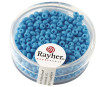 Rocailles 2.6mm matt 17g 08 light blue