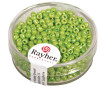 Rocailles 2.6mm opaque 17g 11 light green