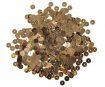 Vizuļi 6mm 1000gab. 06 gold
