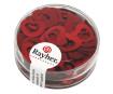 Vizuļi Rayher 5+10mm 5g sirds sarkani