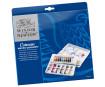 Akvareļkrāsas Cotman Palette 10x8ml+ota plastikāta kastē