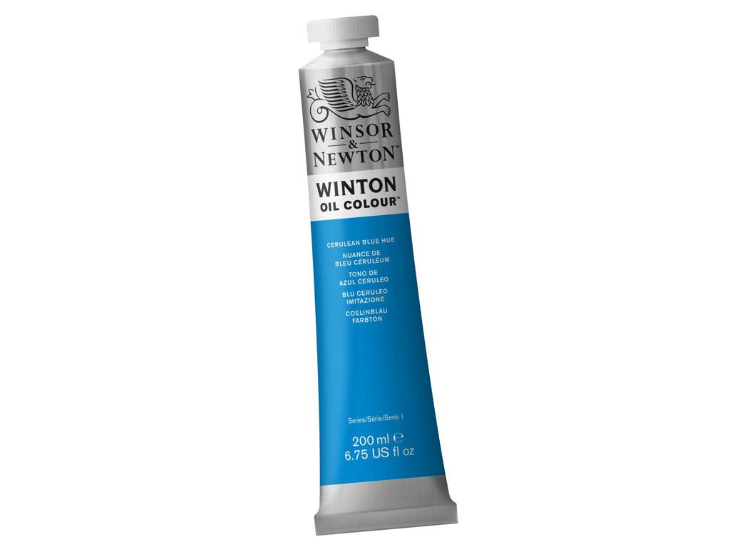 Õlivärv Winton 200ml 138 cerulean blue hue