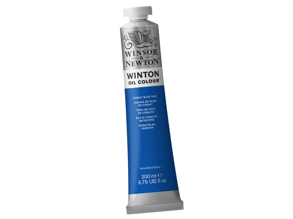 Õlivärv Winton 200ml 179 cobalt blue hue