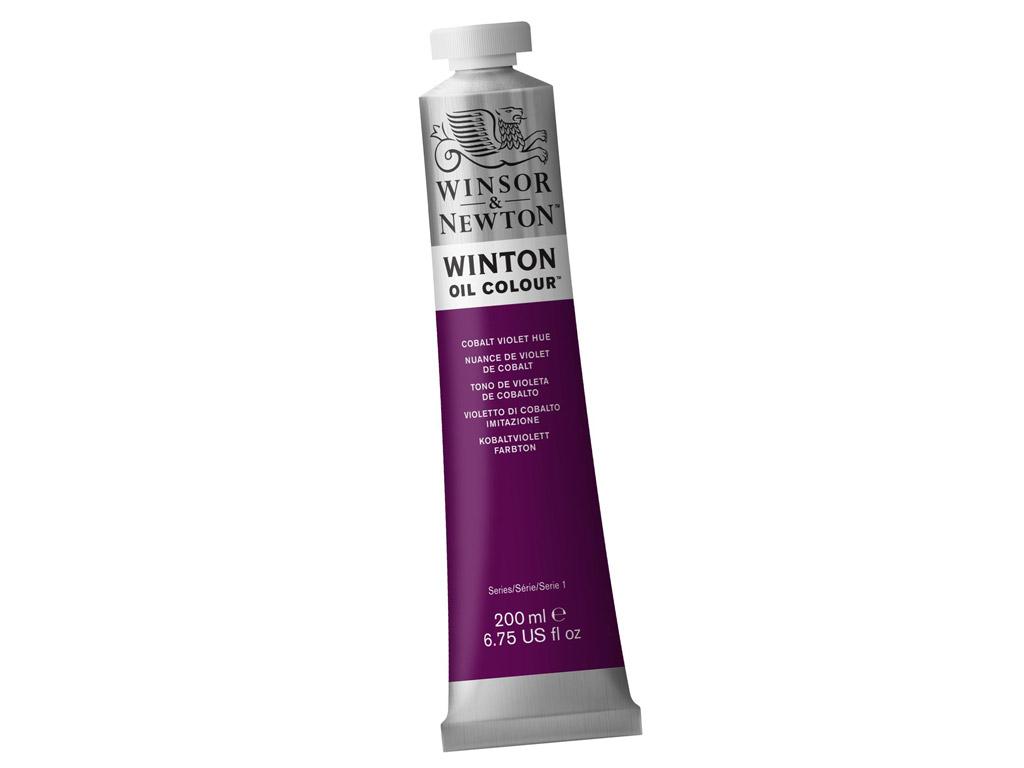 Õlivärv Winton 200ml 194 cobalt violet hue