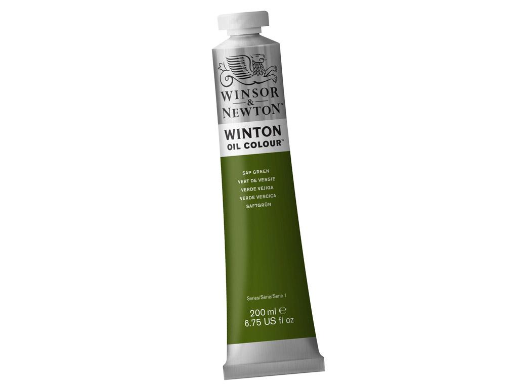 Õlivärv Winton 200ml 599 sap green