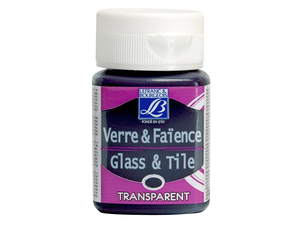 Stikla krāsa G&T TR 50ml 629 oriental violet