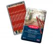 Drawing pencil Derwent 12pcs metal box