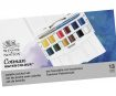 Watercolour set Cotman Pocket Plus plastic box