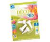 Acrylic Cream Deco 3D nozzles 4pcs