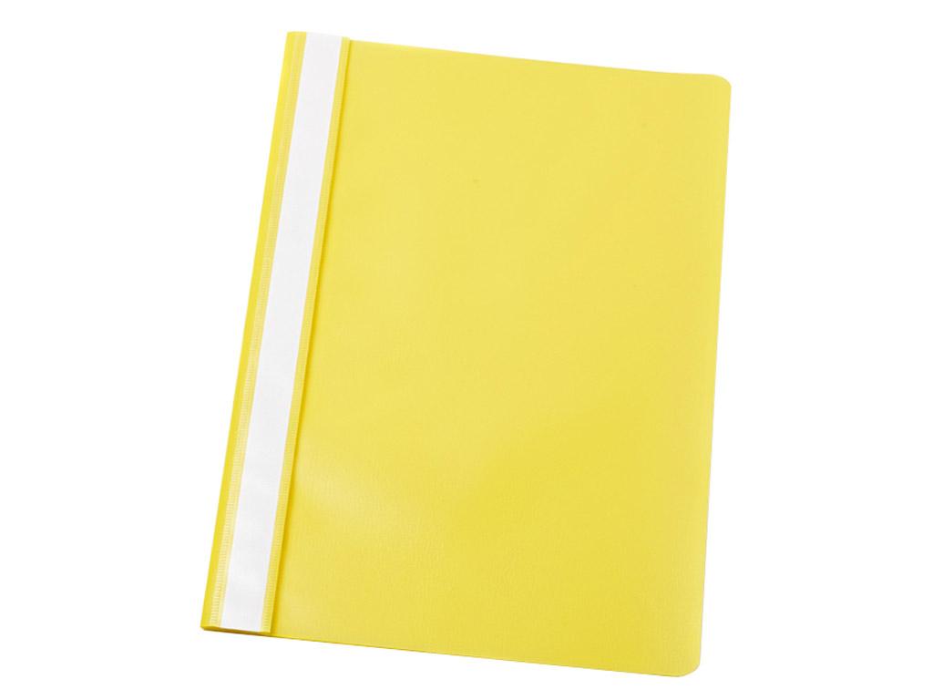 Binding folder A4 03 yellow