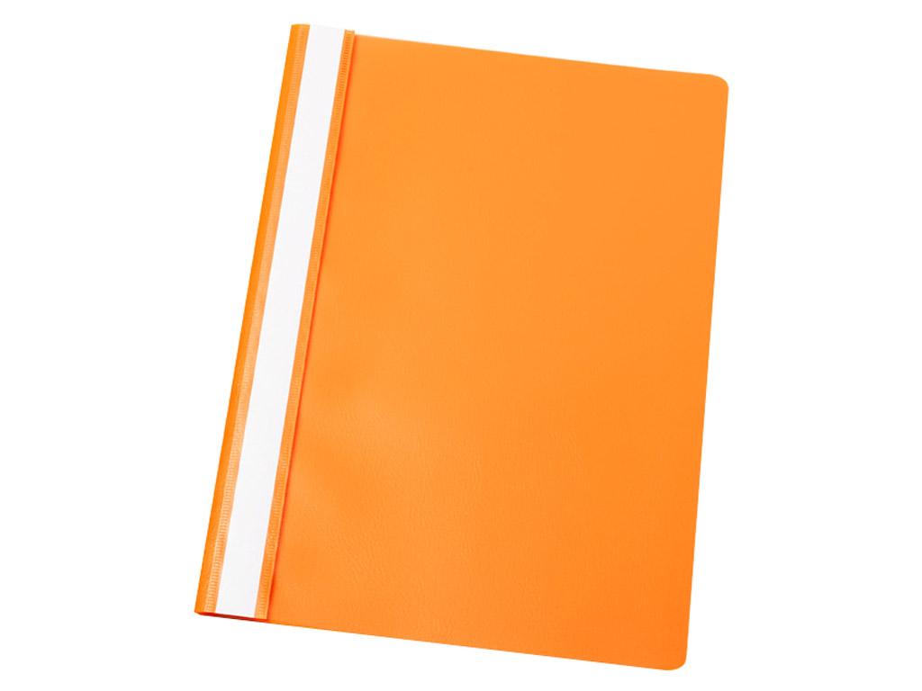Binding folder A4 06 orange