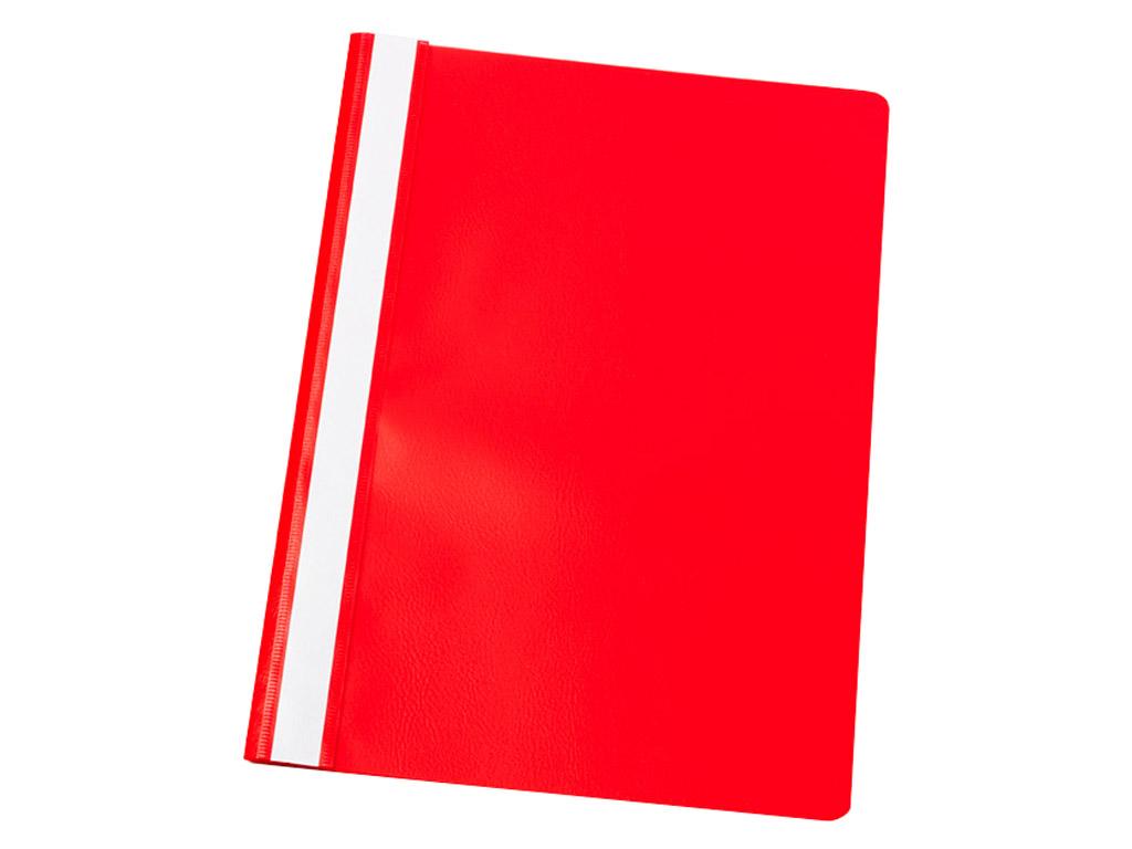 Binding folder A4 01 red