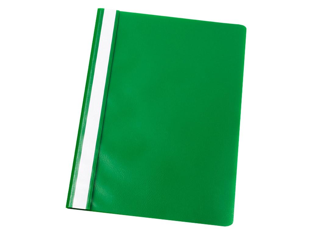 Binding folder A4 04 dark green