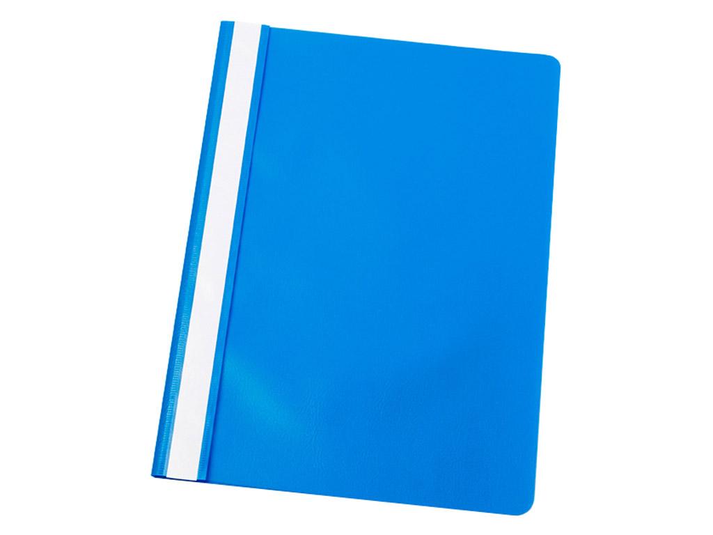 Binding folder A4 02 light blue