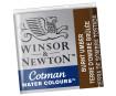 Akvarelinių dažų pakuotė Cotman 1/2 076 burnt umber