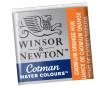 Akvareļkrāsu kubiņš Cotman 1/2 090 cadmium orange hue