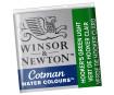 Akvarelinių dažų pakuotė Cotman 1/2 314 hookers green light