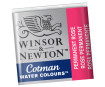 Akvarelinių dažų pakuotė Cotman 1/2 502 permanent rose