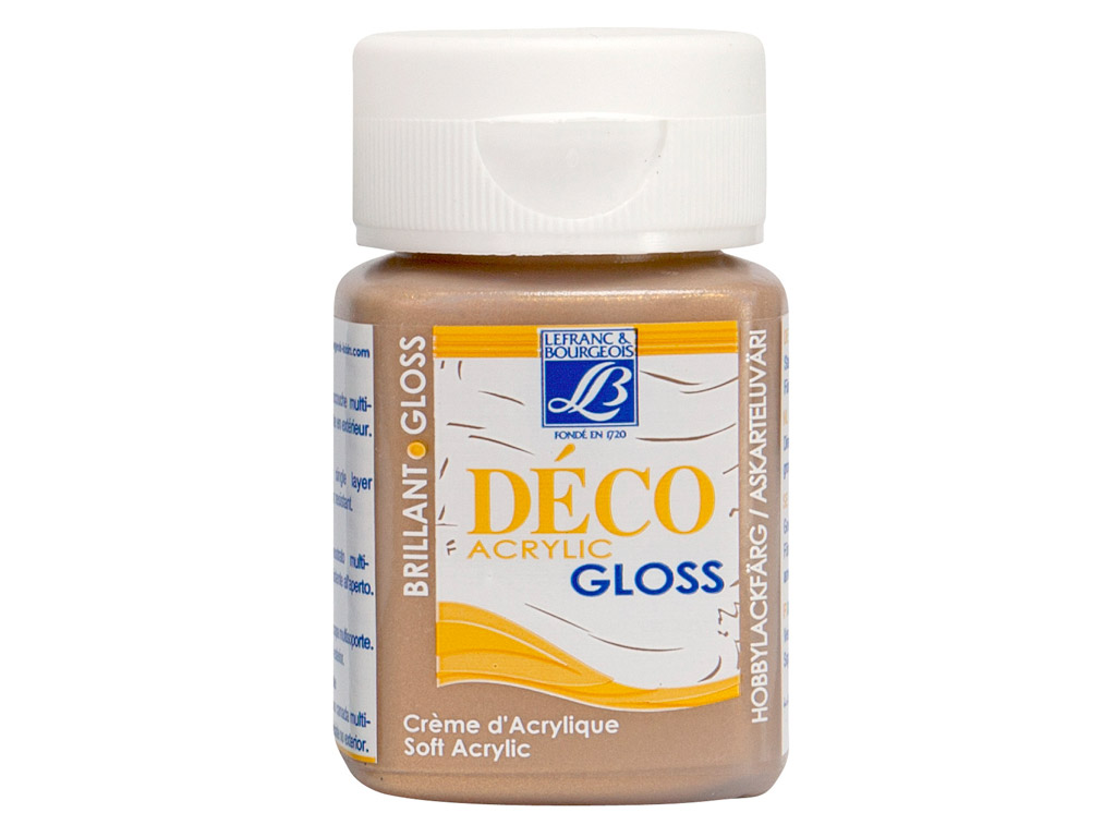 Deco Gloss 50ml 704 old gold