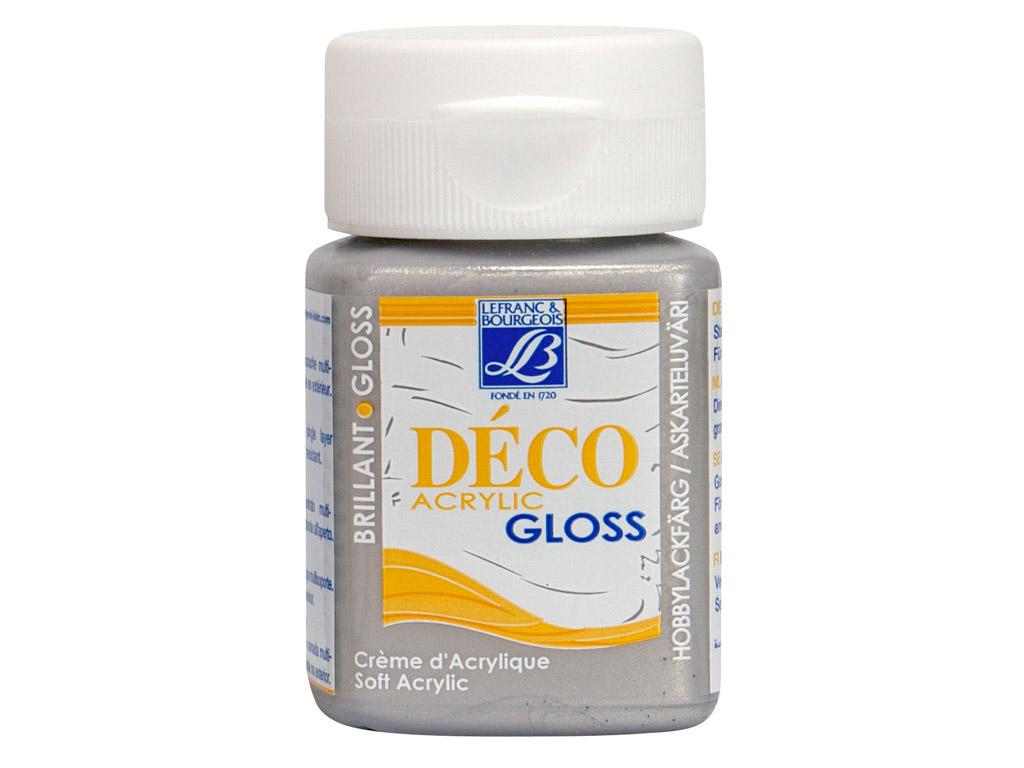 Deco Gloss 50ml 710 silver