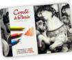 Pastel pencil Conte a Paris 12pcs metal box