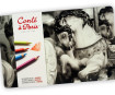 Pastel pencil Conte a Paris 24pcs metal box