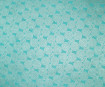 Lokta Paper 51x76cm Spiral 3D Silver on Robins Eggs