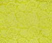 Lokta Paper 51x76cm Paisley Offwhite on Yellow