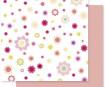 Scrapbooking paper Folia 30.5x30.5/190g Flowers 01