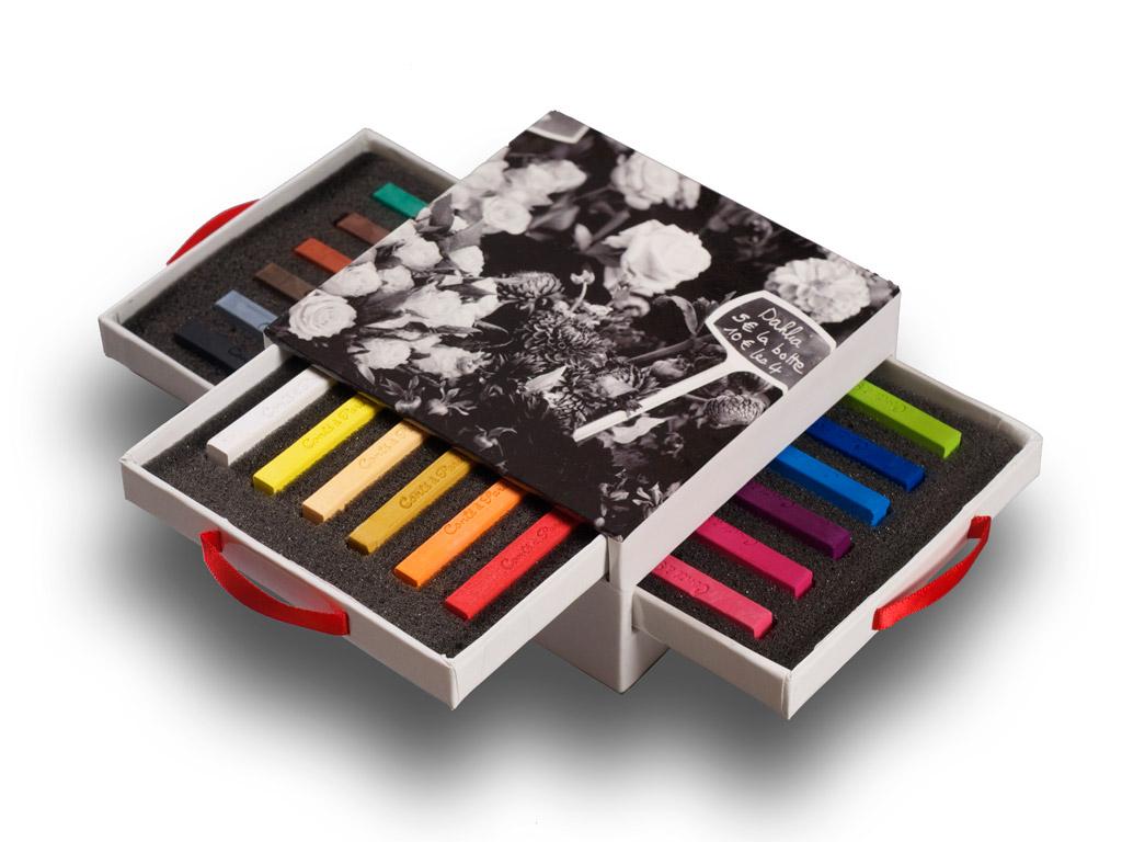 Värvikriit Conte a Paris 18tk